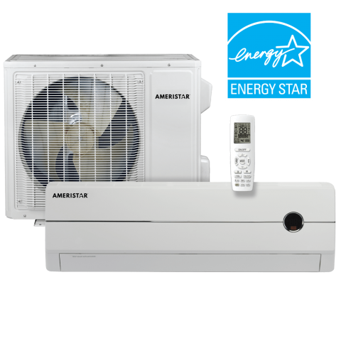 115 Volt Single-Zone Ductless System